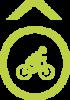 Radfahren Ain