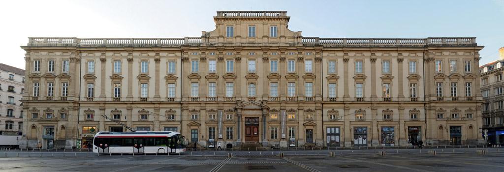 architecture musee beaux art lyon