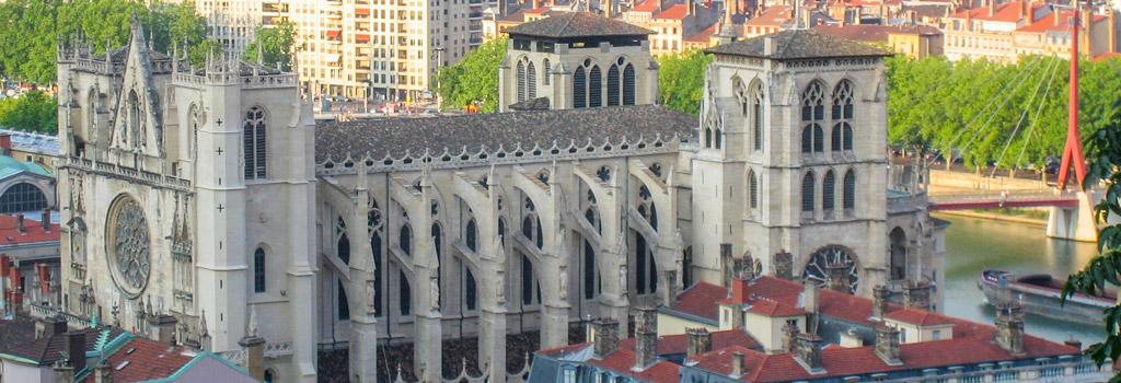 visite cathédrale saint-jean lyon